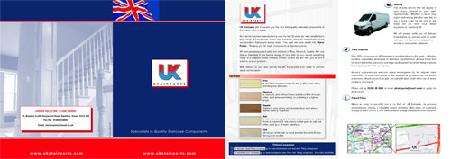 UK Stair Parts Brochure