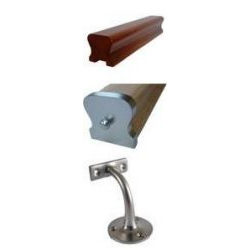 deep profile handrail kit